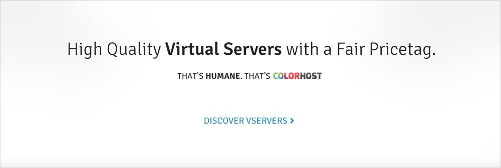 Colorhost VPS